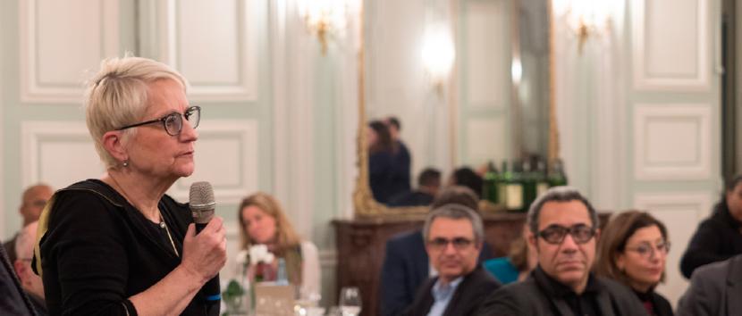 Mercedes Erra, publicitaire et dirigeante d'entreprise nous parle de son combat pour les femmes et la mixité