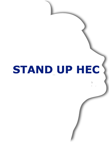 STAND UP HEC